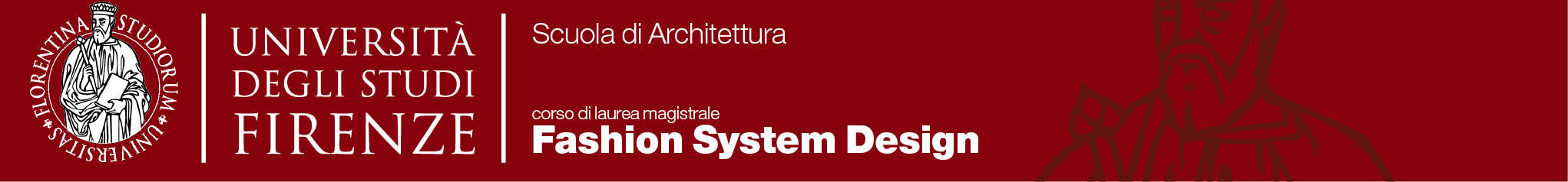 Corso di laurea magistrale in fashion system design unifi for Laurea magistrale design